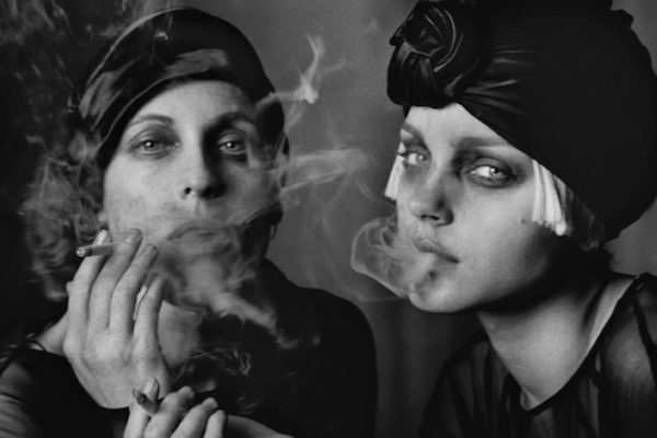 Peter Lindbergh from his new book Images of Women II 2005-2014