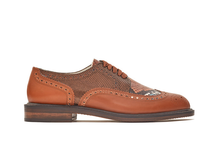 Robert Clergerie Roel brogue