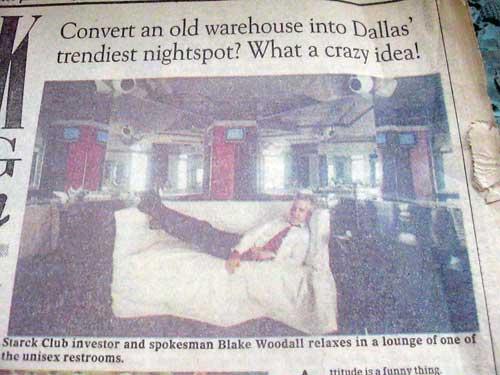 starck nightclub