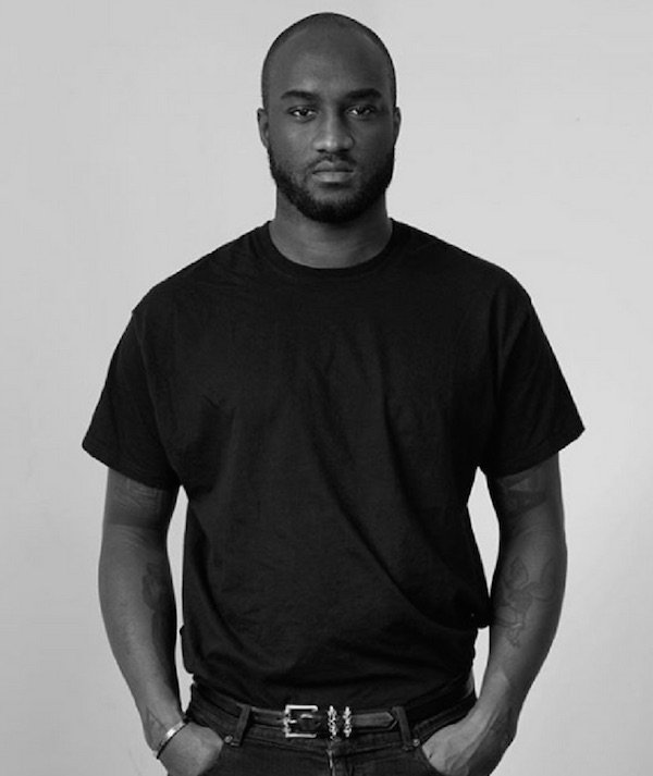 virgil abloh louis vuitton artistic director
