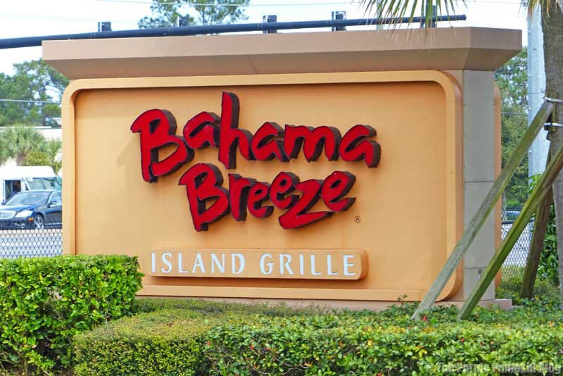 Bahama Breeze Island Grille Restaurant - Orlando, Florida (Hwy 192)