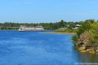 Boat Ride from Disney's Wilderness Lodge to Magic Kingdom
