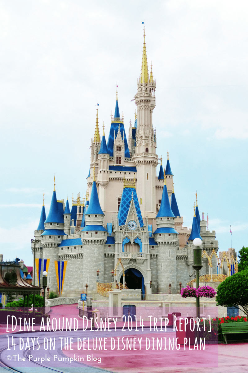 Dine Around Disney 2014 Trip-Report-Index