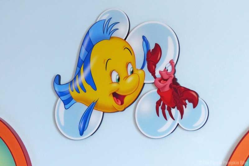 Disney's Art of Animation Resort - Little Mermaid Room