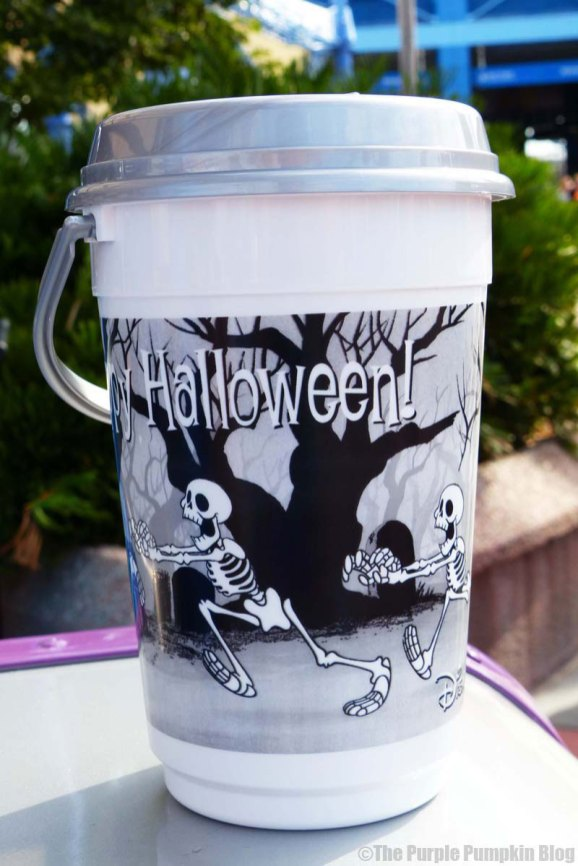 Disney Halloween Popcorn Bucket