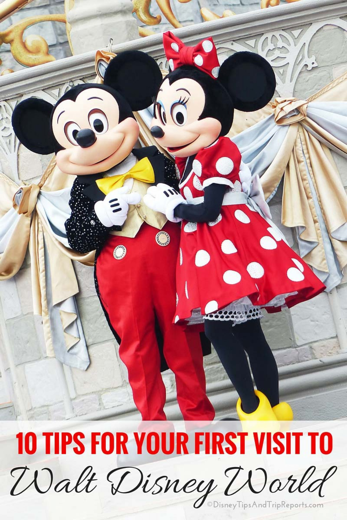 10 Tips For Your First Visit To Walt Disney World Disney Tips Amp Trip Reports