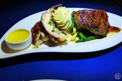 Black Angus New York Strip Steak + Lobster Tail - Narcoossee's
