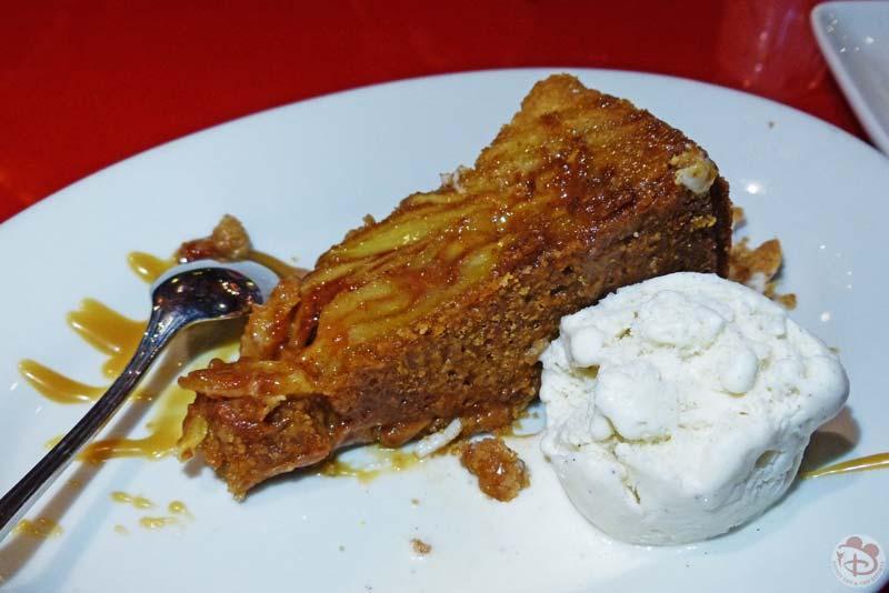 Apple-Caramel Pie - Whispering Canyon Cafe