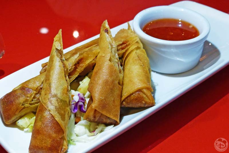 Slow-Smoked Pulled Pork Spring Rolls - Whispering Canyon Cafe