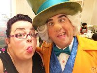 Meeting The Made Hatter at 1900s Park Fare at Grand Floridian (43)
