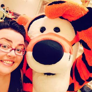 Meeting Tigger at 1900s Park Fare at Grand Floridian (28)
