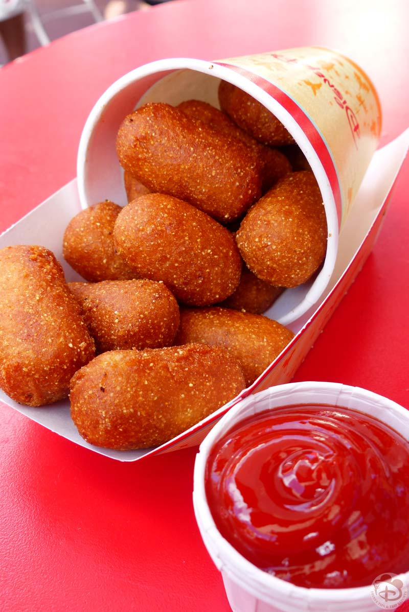 Magic Kingdom - Casey's Corner - Corn Dog Nuggets
