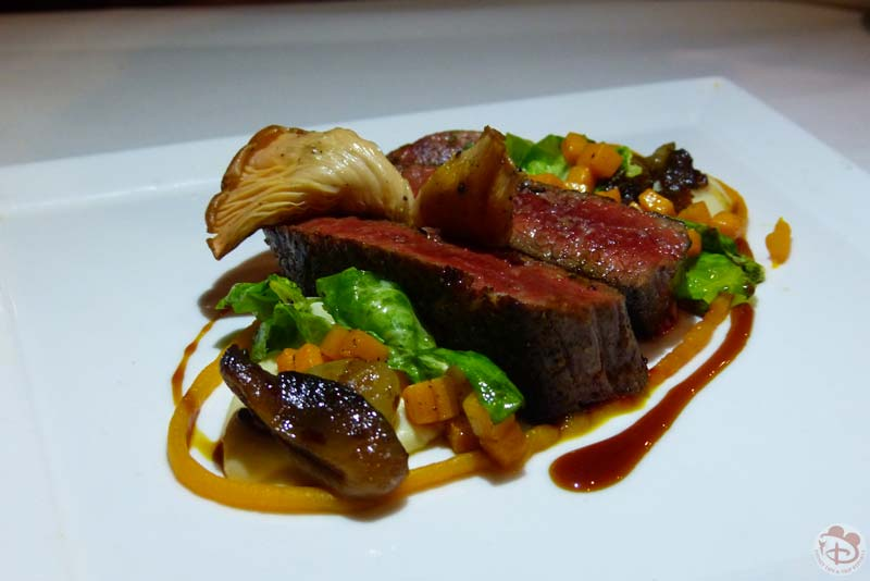 Wagyu Beef Strip Loin - California Grill