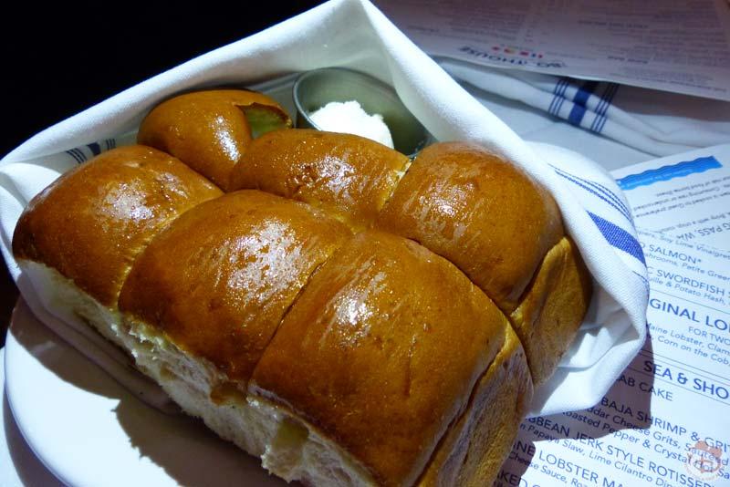 Bread Basket - BOATHOUSE at Disney Springs