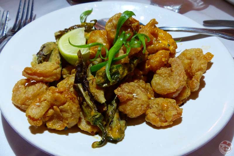 Firecracker Shrimp - BOATHOUSE at Disney Springs