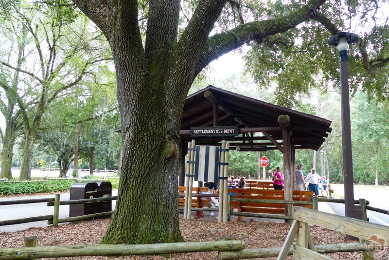 Disney's Fort Wilderness Resort & Campgrounds