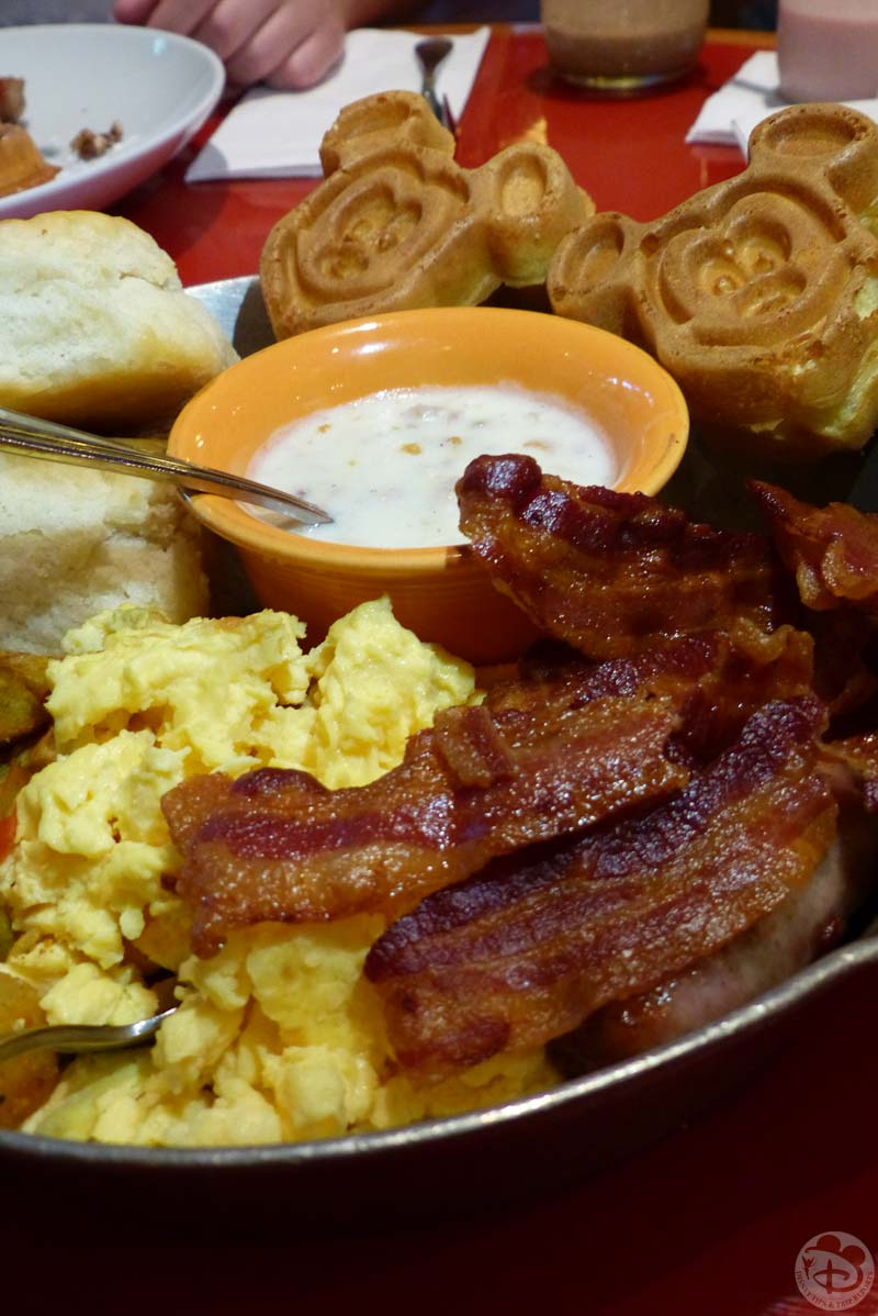Whispering Canyon Cafe - Breakfast