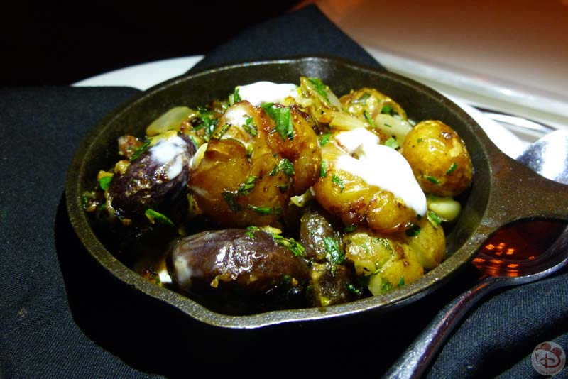 Beef Fat Potatoes - Yachtsman Steakhouse