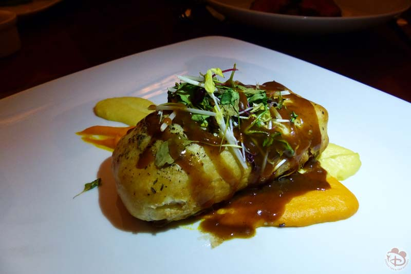 Beef Short Rib Wellington - Hollywood Brown Derby