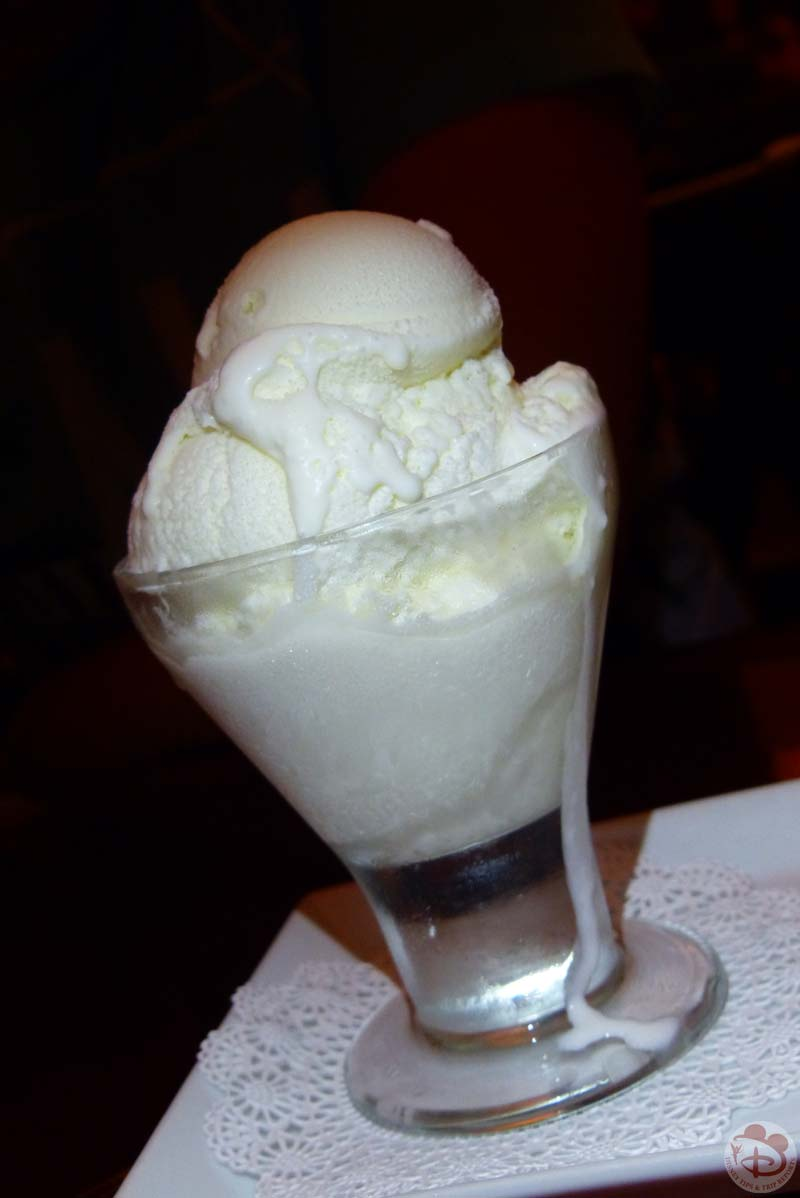 Vanilla Ice Cream - Hollywood Brown Derby