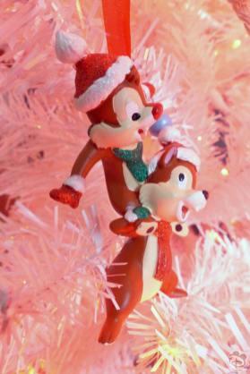 Chip 'n' Dale Disney Christmas Ornament