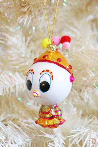 Cirque du Soleil - La Nouba Christmas Ornament