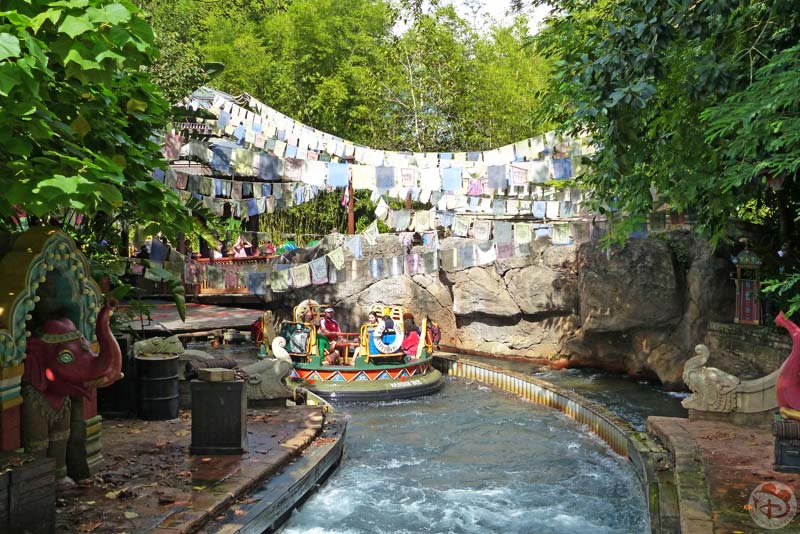 Kali River Rapids - Disney's Animal Kingdom