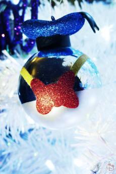 Donald Duck Disney Christmas Ornament