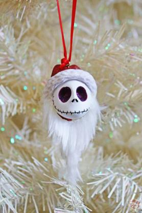 Jack Skellington Christmas Ornaments