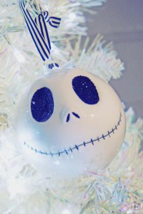 Jack Skellington Christmas Ornaments