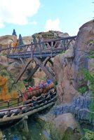 Seven Dwarfs Mine Train - Magic Kingdom