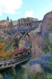 Seven Dwarfs Mine Train - Magic Kingdom