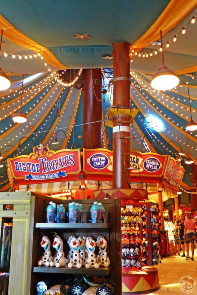 Big Top Treats - Magic Kingdom