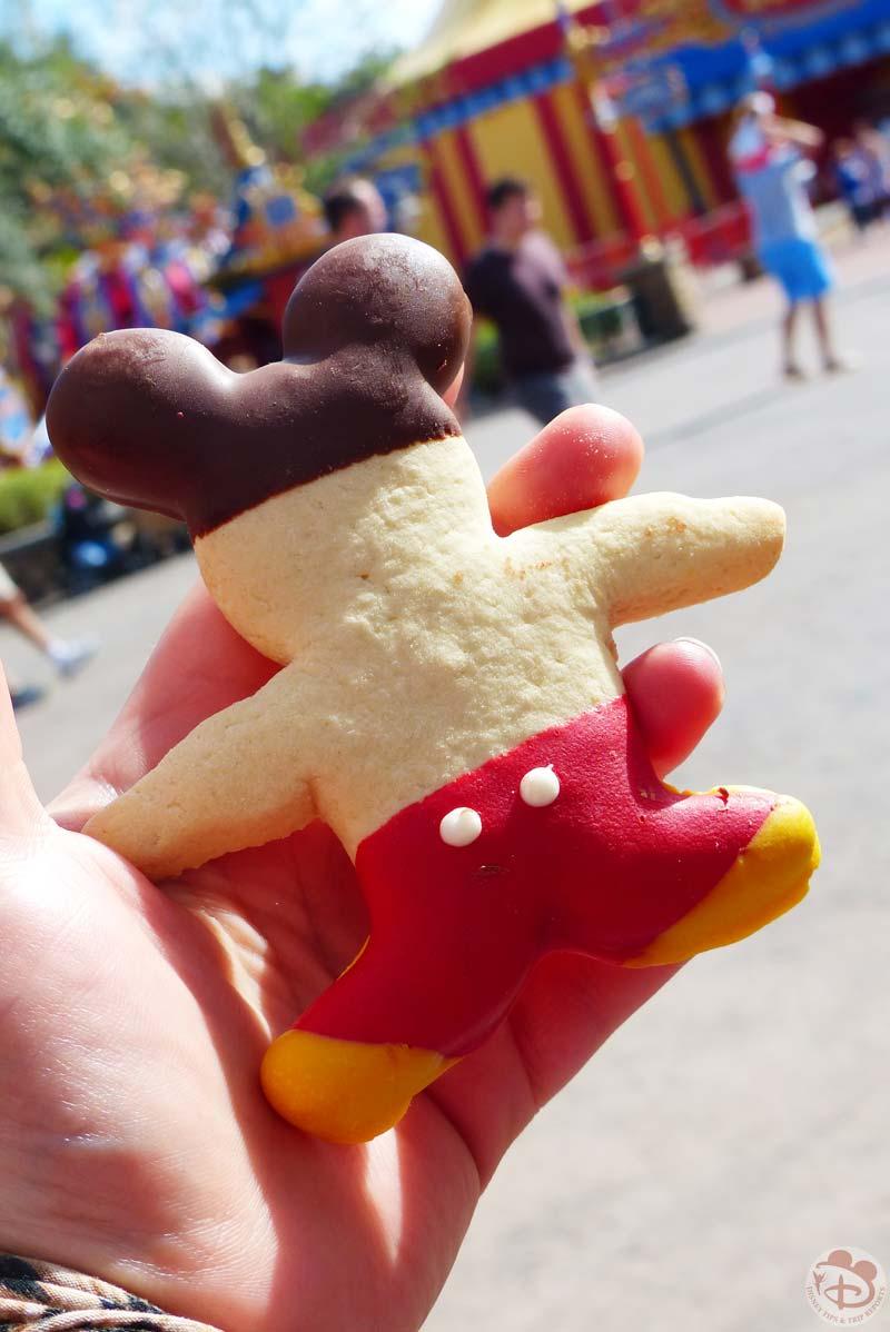 Gingerbread Mickey - Big Top Treats - Magic Kingdom