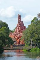 Big Thunder Mountain - Magic Kingdom