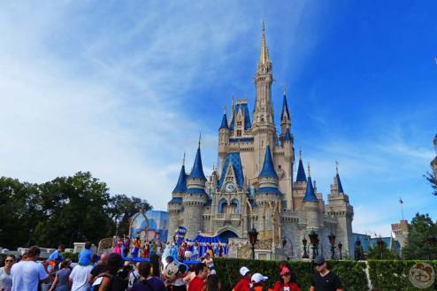 Dream Along With Mickey - Magic Kingdom