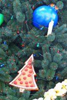 Christmas Decorations at Magic Kingdom