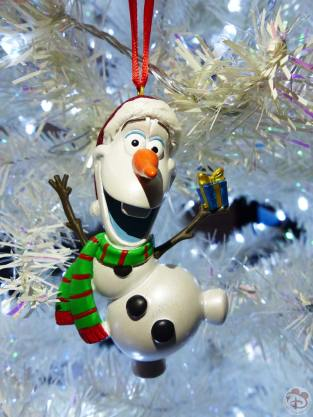 Olaf Disney Christmas Ornament