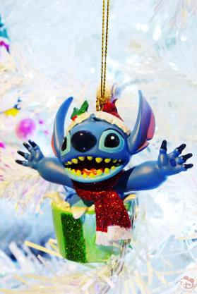 Stitch Disney Christmas Ornament