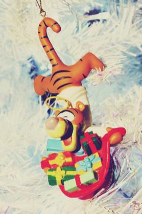Tigger Disney Christmas Ornament