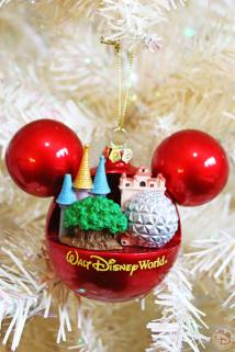 Walt Disney World - Disney Parks - Disney Christmas Ornament