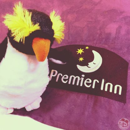 Day 0: This Looks Familiar » Premier Inn, Gatwick North