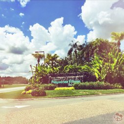 Day 7: Going Home » Check In - Disney's Polynesian Villas & Bungalows / Resort Tour / Dinner at 'Ohana