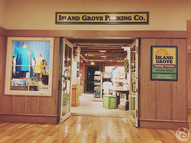 Island Grove Packing Co.
