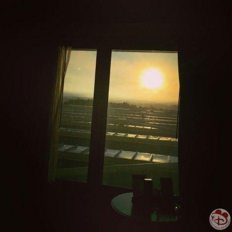 Sunrise at Orlando Airport