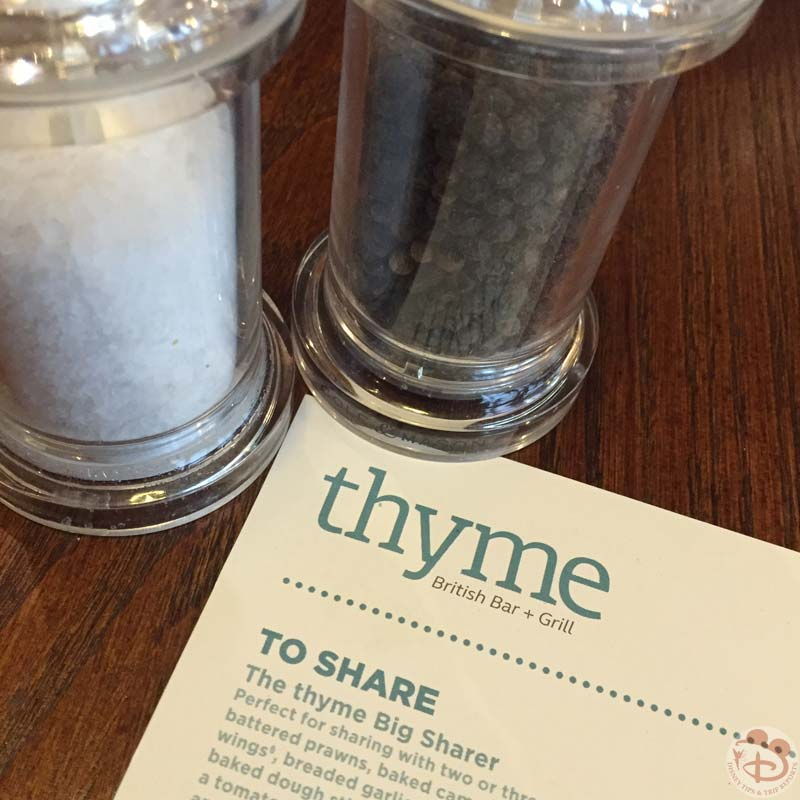 The Thyme British Bar & Grill - Premier Inn, Gatwick North