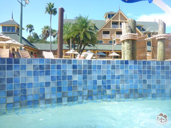 Disney's Vero Beach Resort Whirlpool Spa