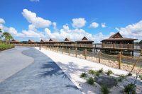 Tour around Disney's Polynesian Village Resort - Bora Bora Bungalows