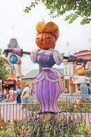 Magic Kingdom - Pumpkin Decorations