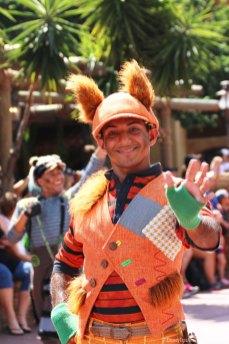 Festival of Fantasy Parade - Magic Kingdom - Lost Boys